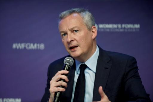Le Maire: refuser la fusion Alstom/Siemens serait une