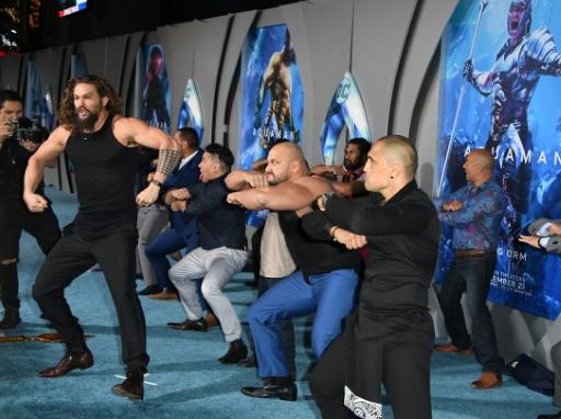 Aquaman en tête du box-office nord-américain pour la 3e semaine