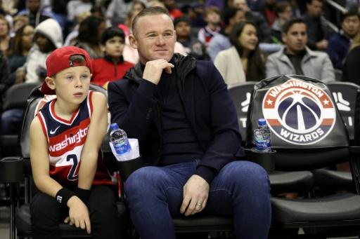DC United: Rooney arrêté pour ivresse et injures