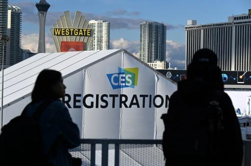 Le salon de l'électronique grand public de Las Vegas, un engouement français