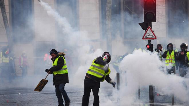 EDITO sur les gilets jaunes: vers une post-démocratie ?
