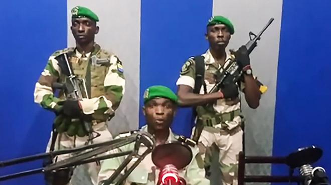 Gabon: des militaires appellent à un soulèvement à la radio d'Etat