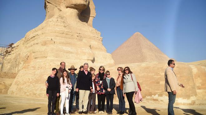 Le roi Philippe et la reine Mathilde en vacances en EGYPTE: les images auraient fuité à cause des autorités locales