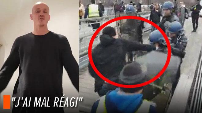 L'ex-boxeur qui a frappé deux gendarmes à Paris placé en garde à vue: une vidéo d'explication dévoilée