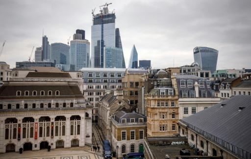 La City de Londres hantée par les risques d'un Brexit sans accord