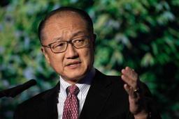 Le président de la Banque mondiale Jim Yong Kim a annoncé sa démission
