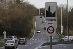 Près de 400 amendes dressées dans la zone de basses émissions en 2018 à Bruxelles