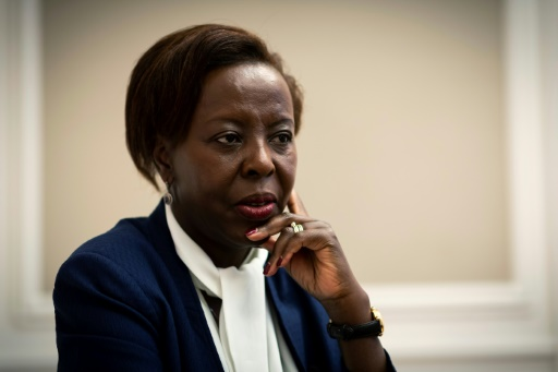 Francophonie: entre Paris et Kigali, le délicat jeu d'équilibriste de Louise Mushikiwabo