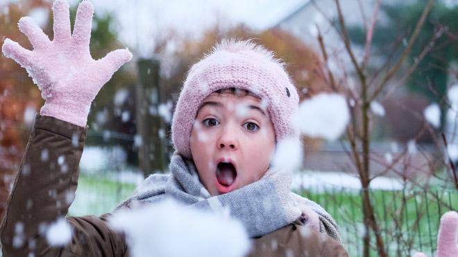 Météo: de la neige attendue en provinces de Liège et du Luxembourg dès ce soir