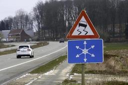 Météo - De la neige en Ardenne en fin de journée