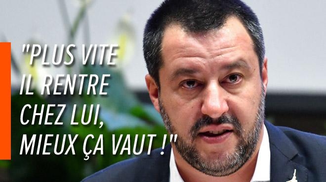 Le vice-Premier ministre du gouvernement populiste italien soutient les gilets jaunes et souhaite le départ de Macron