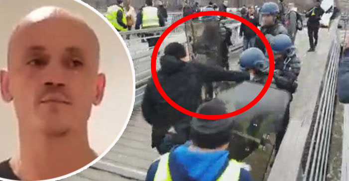 Violences à Paris: la cagnotte de soutien à l'ex-boxeur dépasse les 117.000 euros... avant d'être fermée