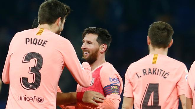 Messi et Fabregas vont intégrer un club de 5e division