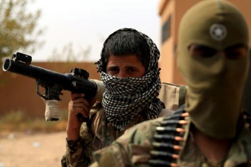 Syrie: des contre-attaques de l'EI visant une force arabo-kurde font 32 morts