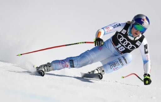 Ski alpin: retour de Lindsey Vonn à Sankt-Anton ce weekend