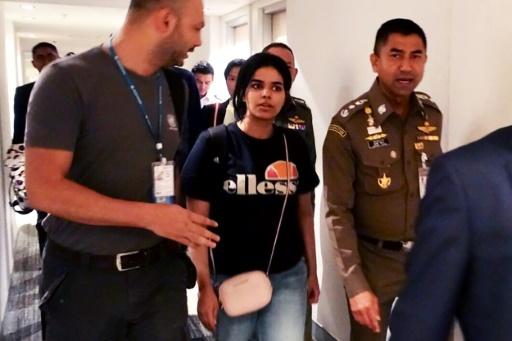 Twitter, l'arme de mobilisation massive d'une Saoudienne menacée d'expulsion en Thaïlande
