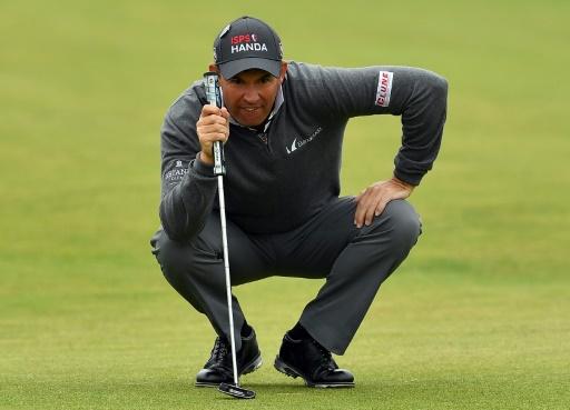 Golf: Harrington capitaine de l'équipe d'Europe pour la Ryder Cup 2020