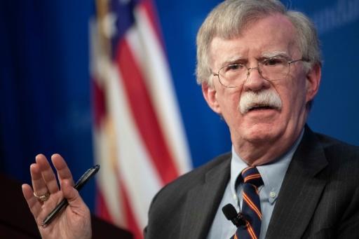 Syrie: Erdogan s'en prend à Bolton venu discuter du retrait américain
