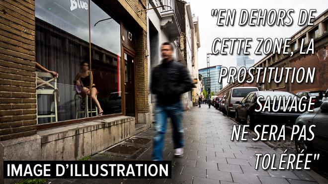 Liège envisage d'instaurer une zone