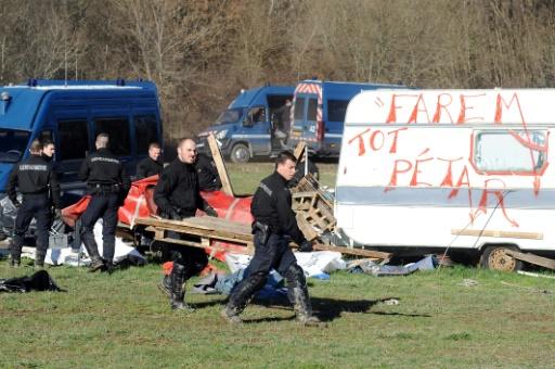 Un gendarme condamné pour le mauvais usage d'une grenade de désencerclement