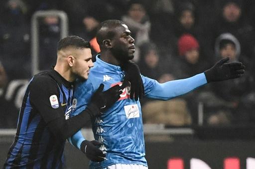 Italie Racisme: l'Inter Milan accepte de jouer deux matches à huis clos