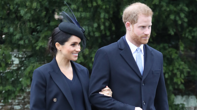 Découvrez la première photo du petit nid d'amour de Meghan et Harry logé dans la campagne anglaise