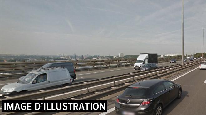 Collision entre deux camions sur le viaduc de Vilvorde: un blessé, des files sur le ring de Bruxelles