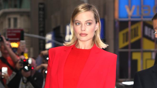 L'actrice Margot Robbie va jouer Barbie au cinéma