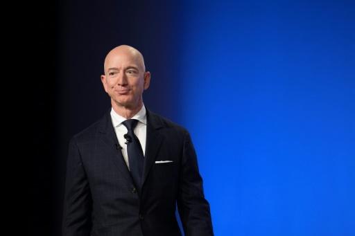 Divorce de Jeff Bezos, l'homme le plus riche du monde