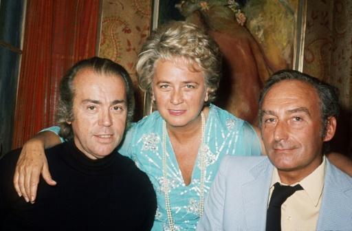 Mort de Pierre Barillet, le roi du vaudeville avec Jean-Pierre Grédy