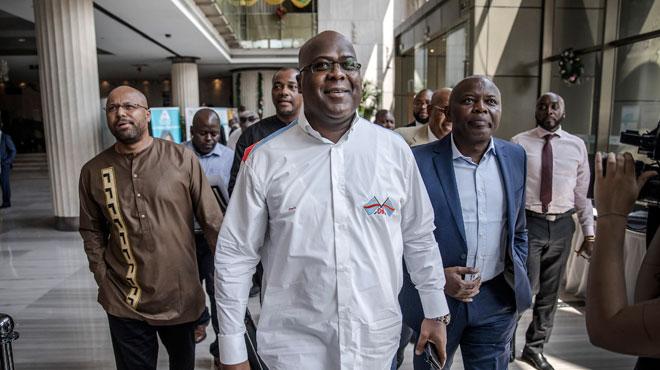 Elections en RDC: Félix Tshisekedi, héritier de l'opposition, élu président