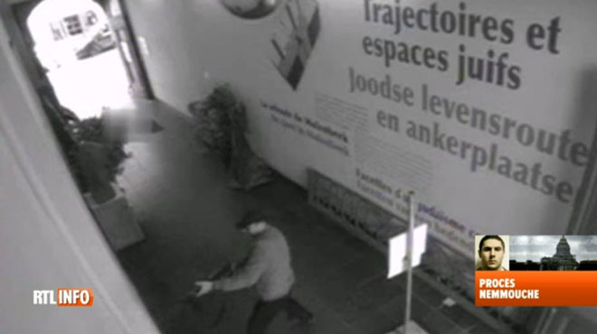 Ouverture du procès de Mehdi Nemmouche, suite aux 82 secondes d'effroi qu'ils ont provoqué au Musée juif