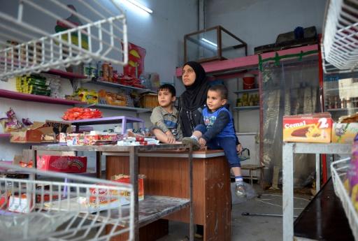 Par défi ou besoin, des Irakiennes lancent leur affaire à Mossoul