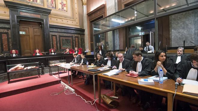 Début du procès de Mehdi Nemmouche — Bruxelles