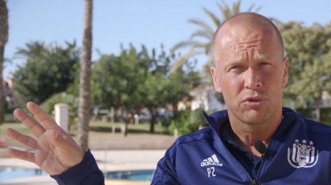 Zetterberg se confie sur son nouveau rôle à Anderlecht: