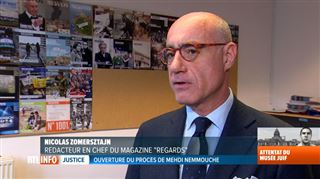 La communauté juive de Belgique sous haute surveillance- C'est injuste et révoltant d'avoir besoin de militaires pour venir travailler