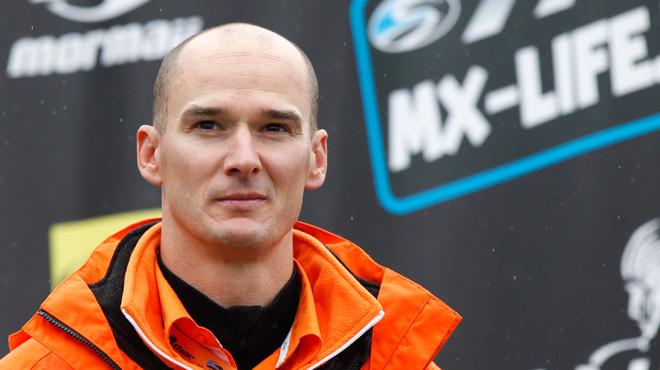 L'ancien champion du monde de motocross Stefan Everts se rétablit de la malaria: