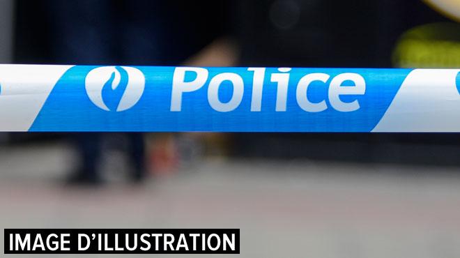 Décès suspect d'une dame de 42 ans à Mons: son compagnon interpellé