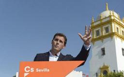 Espagne: Ciudadanos à l'épreuve du pouvoir avec des