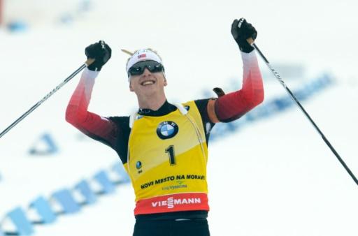 Biathlon: Boe a changé de peau