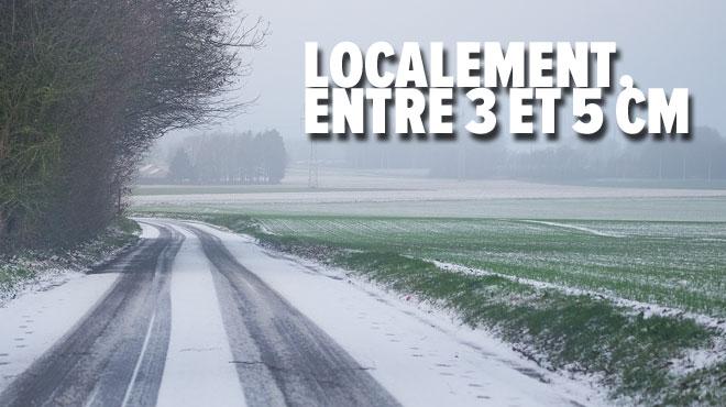 Prévisions météo: de la neige au programme ce soir dans 3 provinces du sud du pays