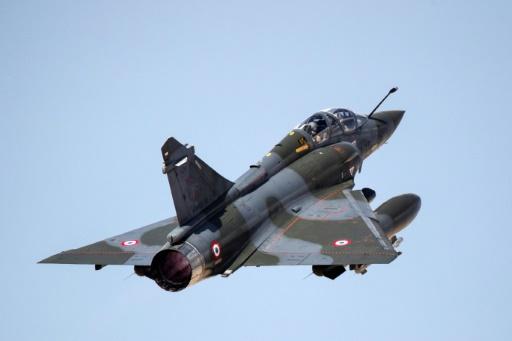 Accident de Mirage 2000D: les deux membres d'équipage sont morts