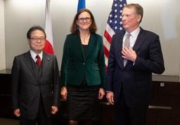 Commerce: l'Europe veut être prête à négocier avec Washington