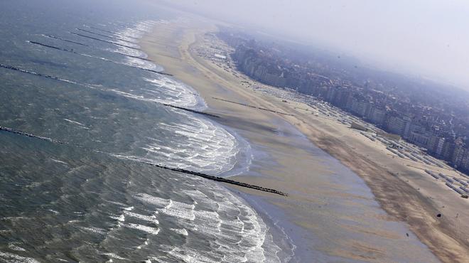 Étonnant: la superficie de la Belgique a augmenté durant la nuit de jeudi à vendredi