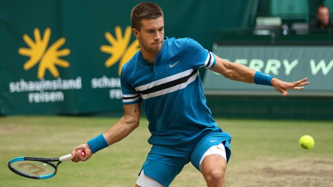 Borna Coric, l'adversaire de Steve Darcis à l'Open d'Australie: