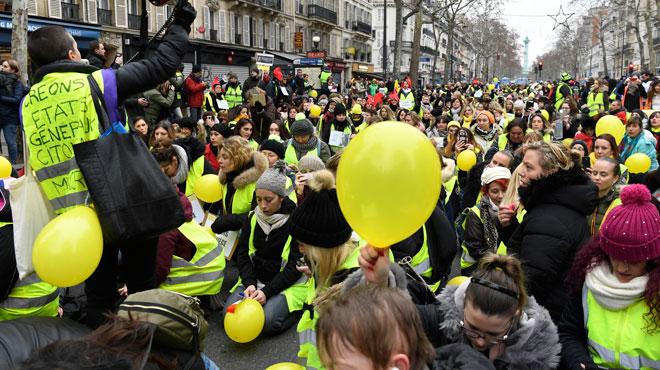 Acte IX des gilets jaunes, samedi en France: pourquoi veulent-ils aller à Bourges?
