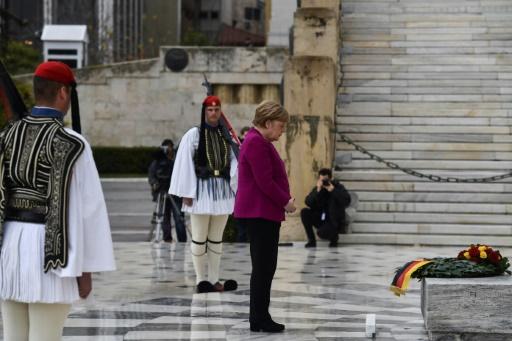 Merkel: l'Allemagne est