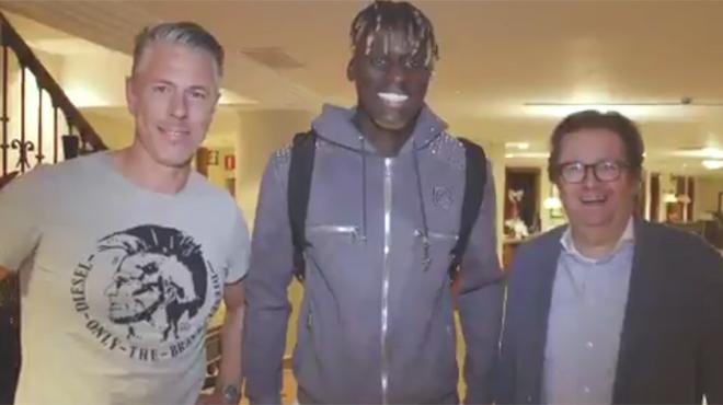 Mercato: Anderlecht fête le grand retour de