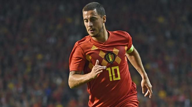 Eden Hazard dans l'équipe UEFA de l'année, pas Kevin De Bruyne