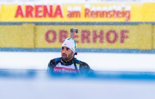 Biathlon: Fourcade, en quête d'un